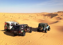 desert raid adventure